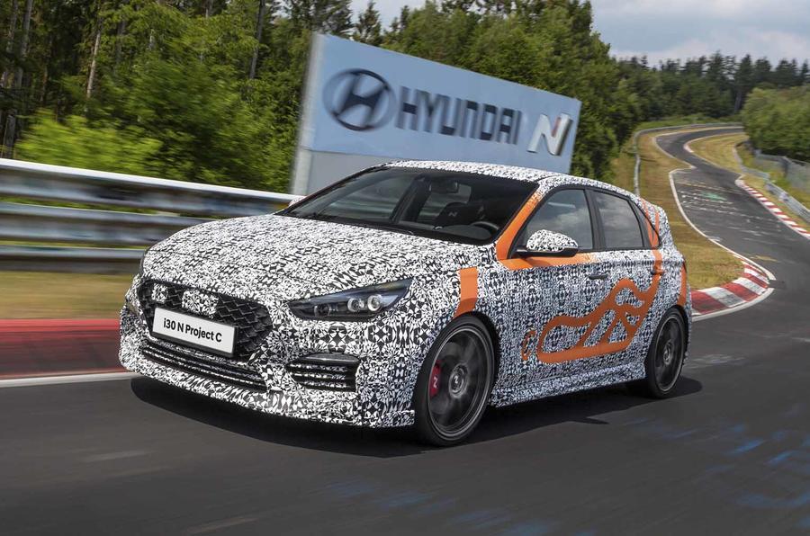 Vem aí um Hyundai i30N mais leve e mais atrevido!