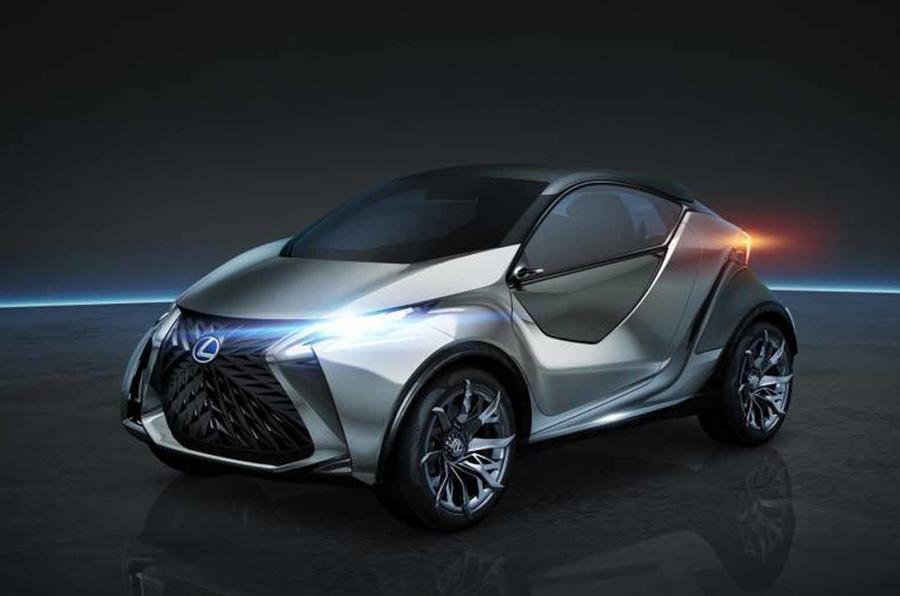 Primeiro Lexus elétrico será um modelo focado na mobilidade urbana