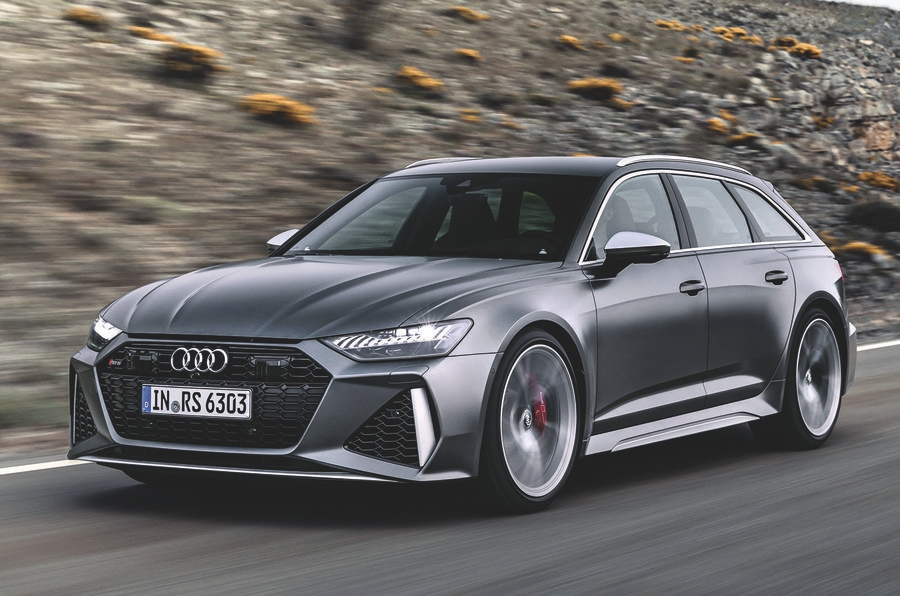 Audi RS6 Avant é o primeiro modelo de uma nova ofensiva desportiva da Audi