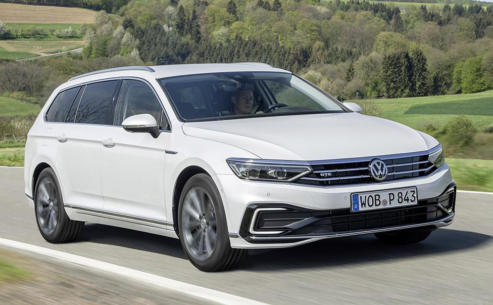 VW Passat GTE chega a Portugal em setembro a partir de 45.200€