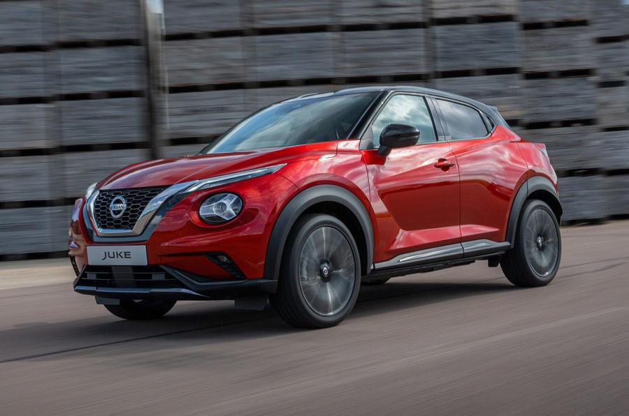 Novo Nissan Juke já está á venda entre nós a partir de 19.900€
