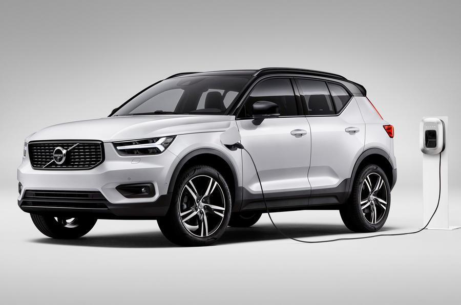 Volvo oferece eletricidade de borla a quem usar os seus híbridos Plug In