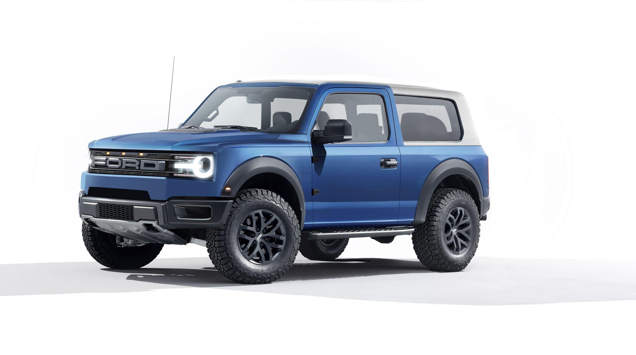 O Novo Ford Bronco Pode Ser Assim Automais