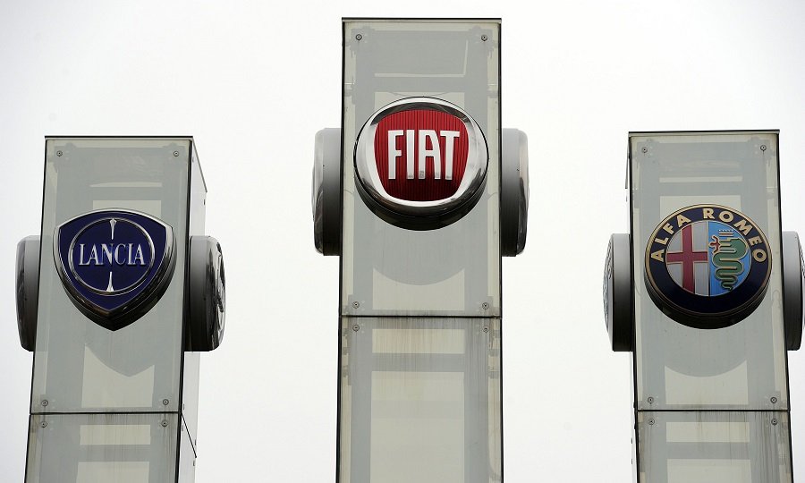 Fiat comprou Lancia há 50 anos