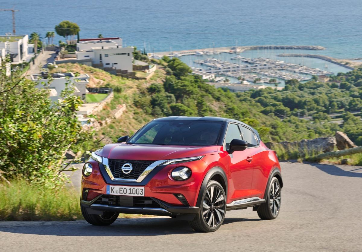 Primeiro ensaio Nissan Juke: continua ousado, mas é melhor que o anterior