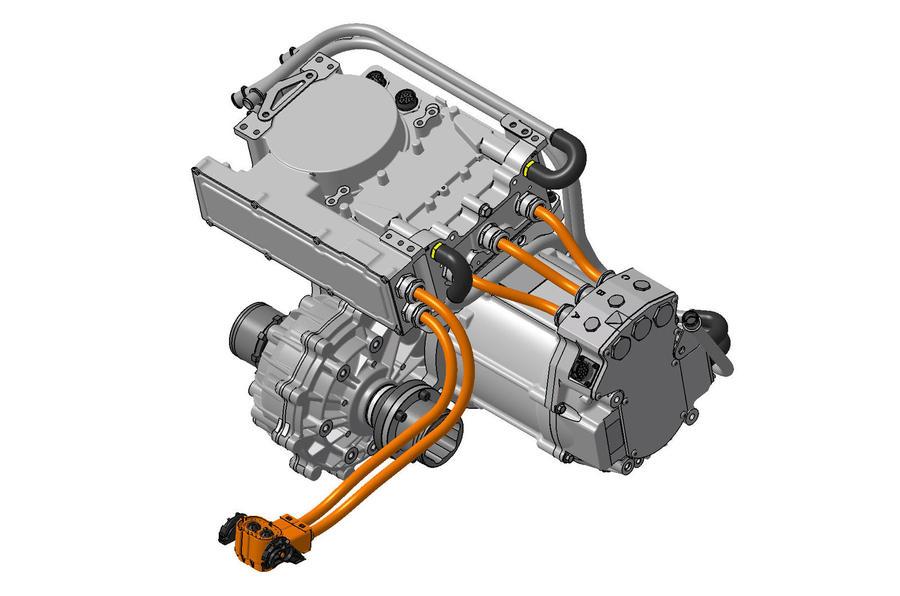 Swindon Powertrain desenvolve motor elétrico para uso múltiplo e venda a terceiros