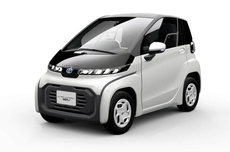 Toyota lança citadino compacto e uma nova estratégia elétrica em Tóquio