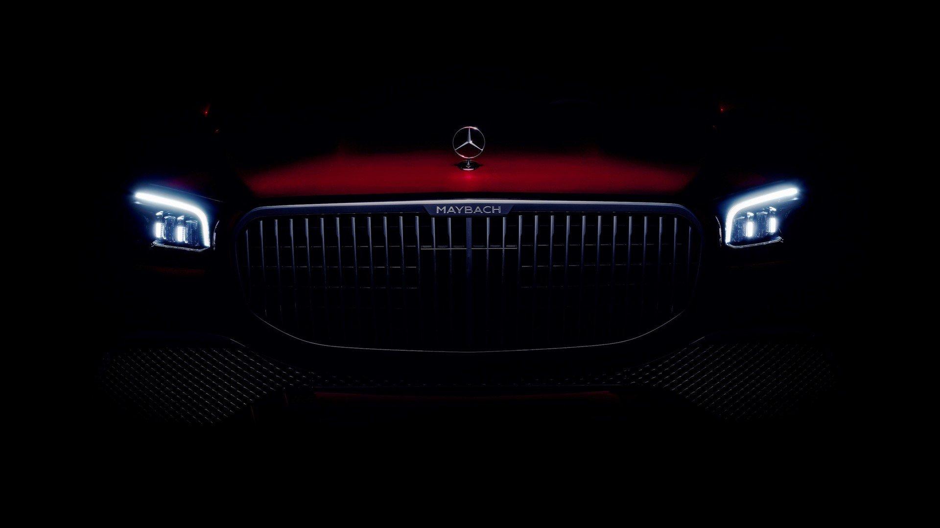 Mercedes Maybach GLS será revelado na China amanhã no Salão de Guangzhou
