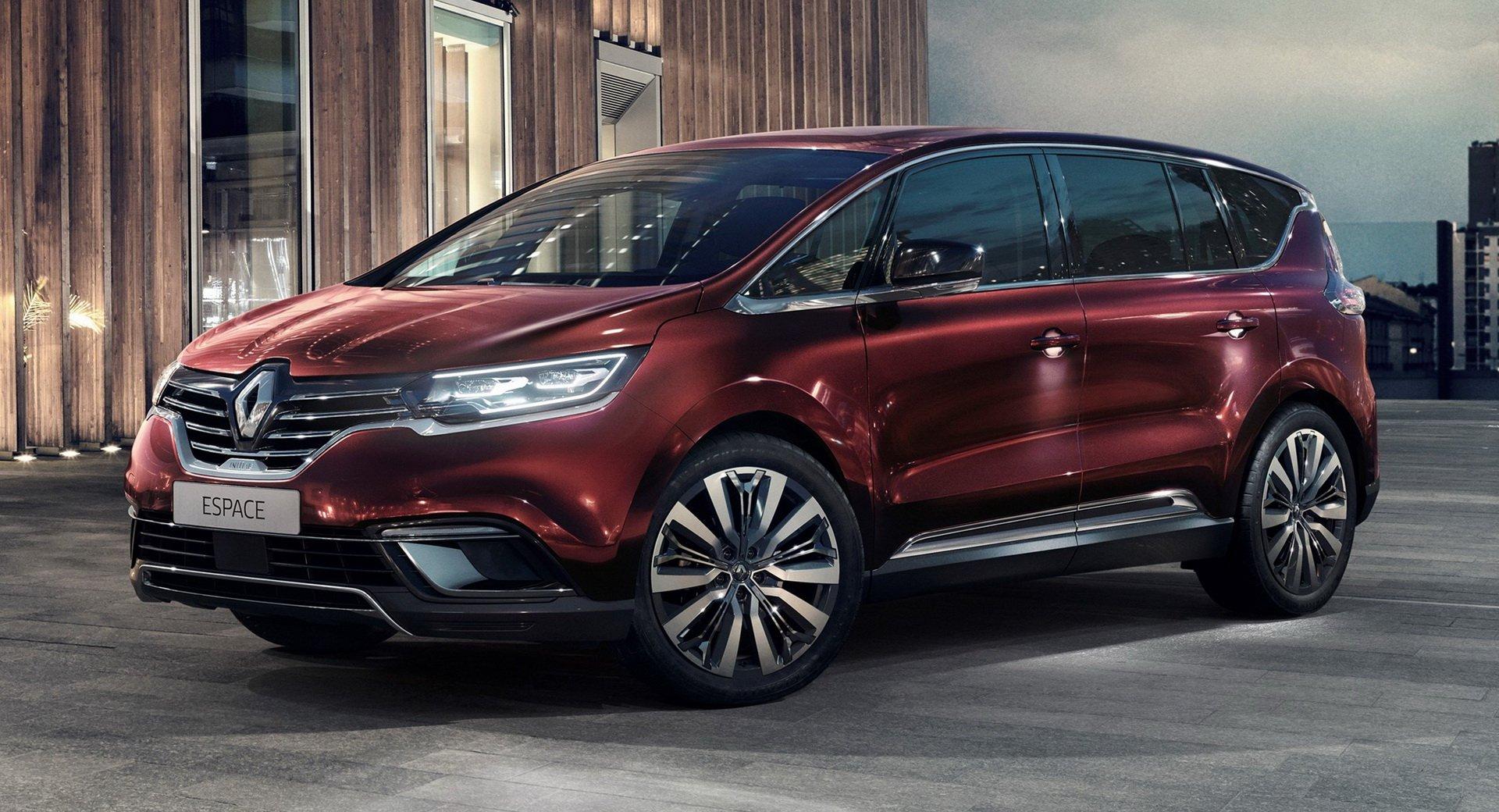 Renault Atualiza Espace Para 2020