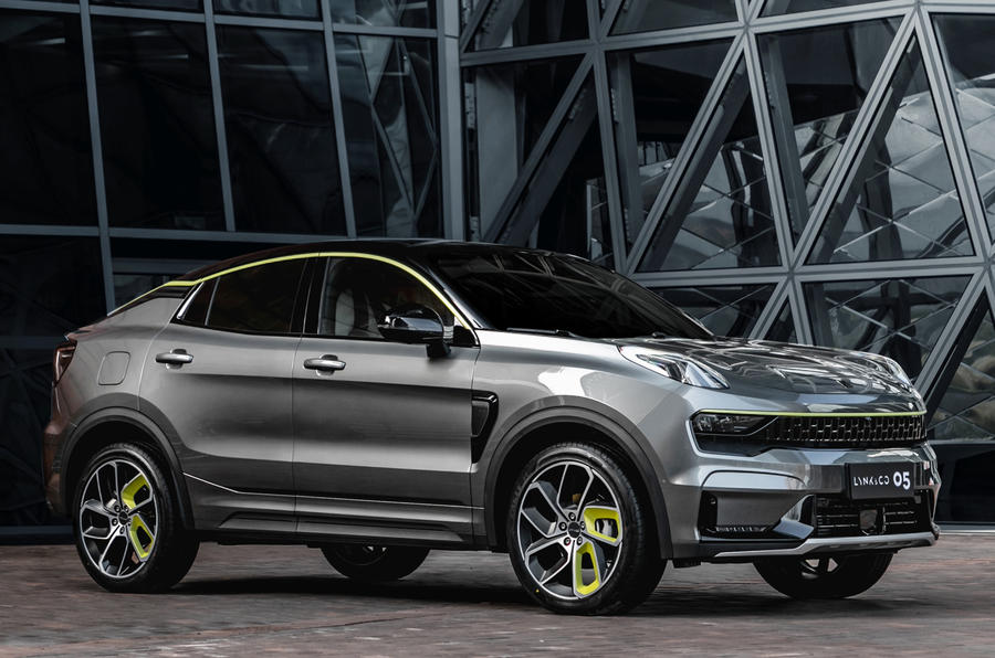 Lynk&Co 05: o rival do BMW X4 vindo da China acaba de ser revelado