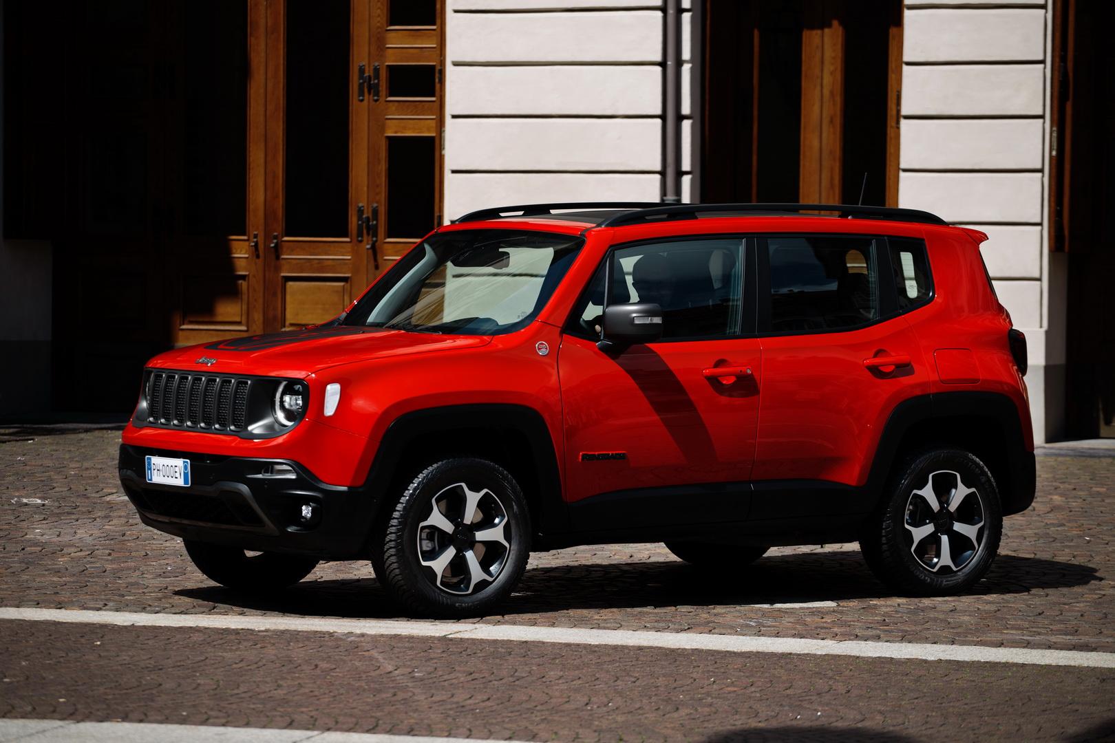Jeep pretende eletrificar todos os seus modelos a partir de 2022