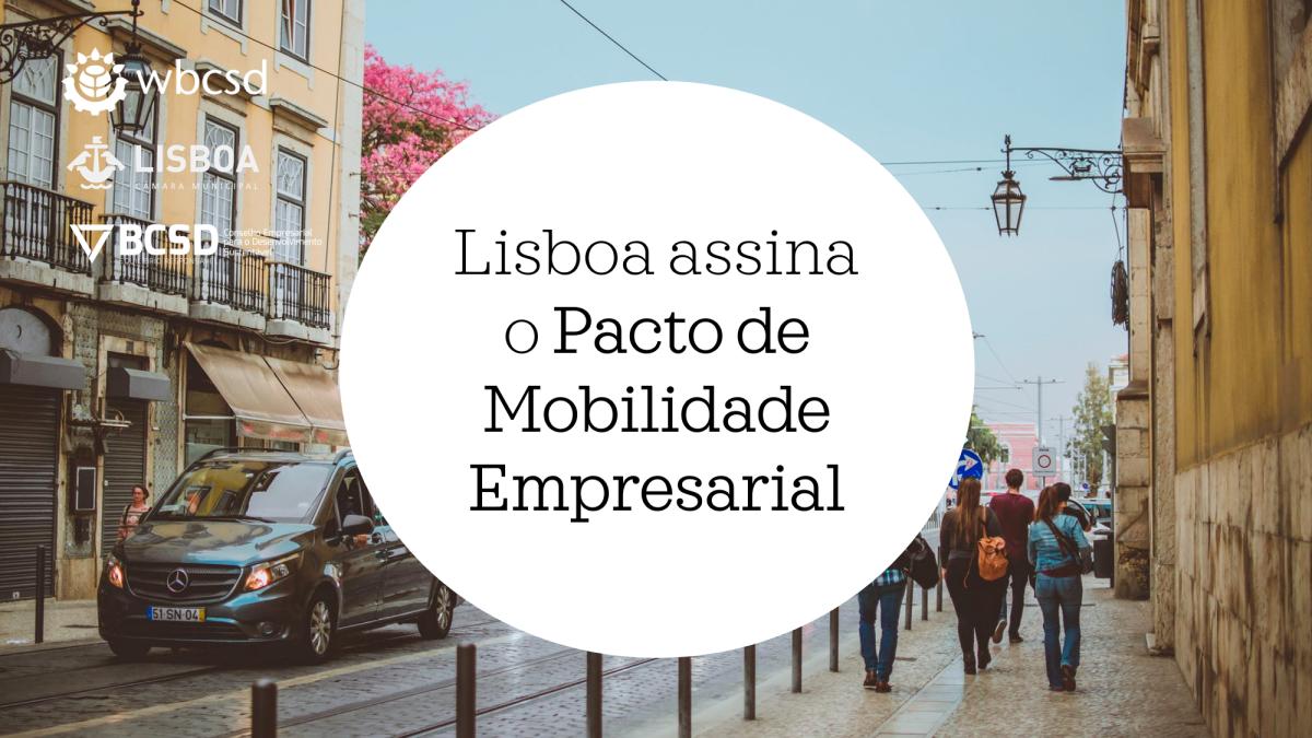 Mercedes junta-se ao pacto de Mobilidade para a cidade de Lisboa