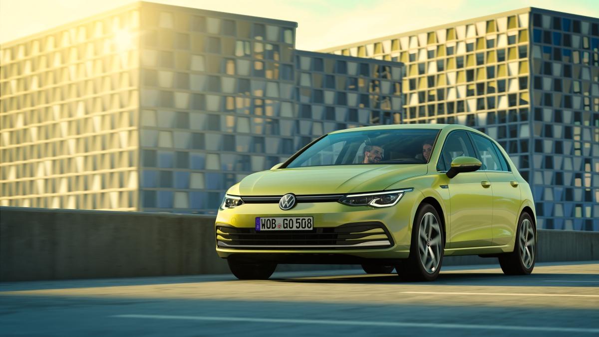 Novo VW Golf chega a Portugal em março de 2020 com preço de 26.000€