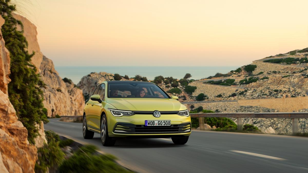Primeiro ensaio VW Golf 1.5 eTSI: apesar de tudo, continua o melhor!