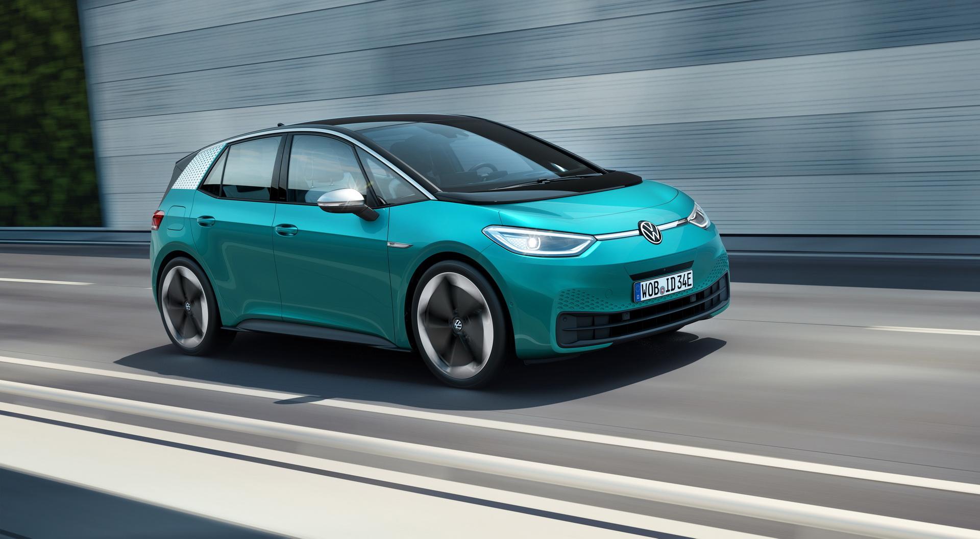 VW revela o som artificial para o ID.3