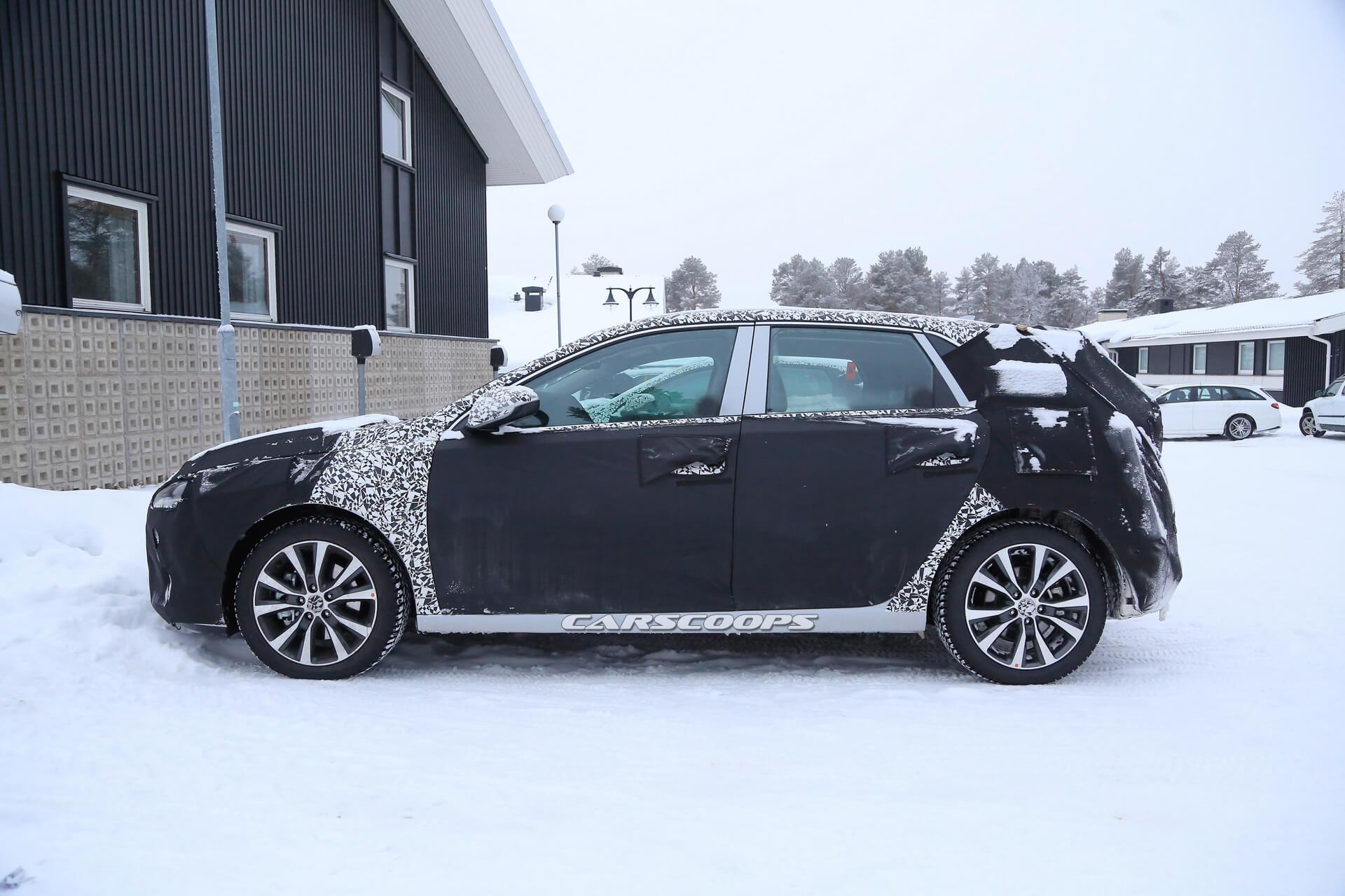 Nova geração do Hyundai i30 está quase pronta
