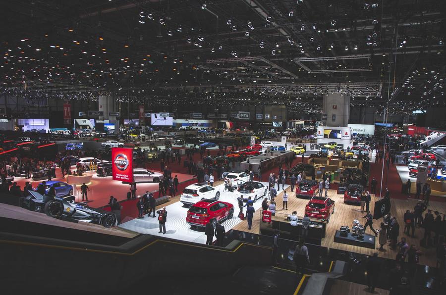 Salão de Genebra 2020: antevisão (atualização)