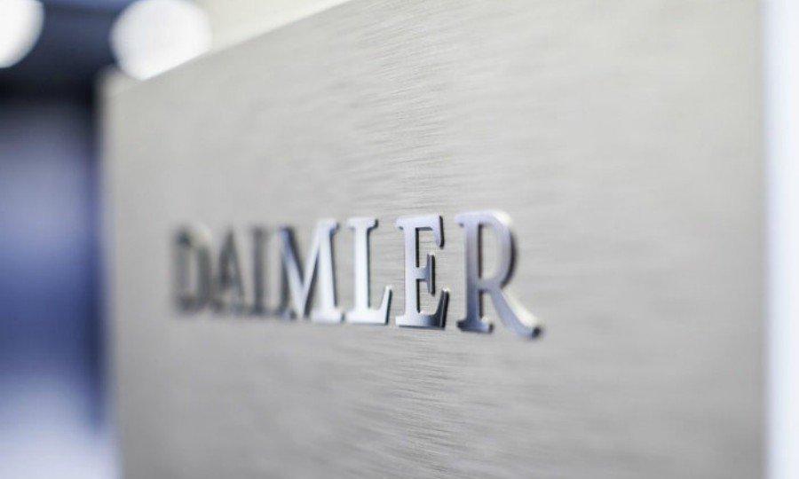 Daimler lança alerta sobre quebra nos lucros de 2019