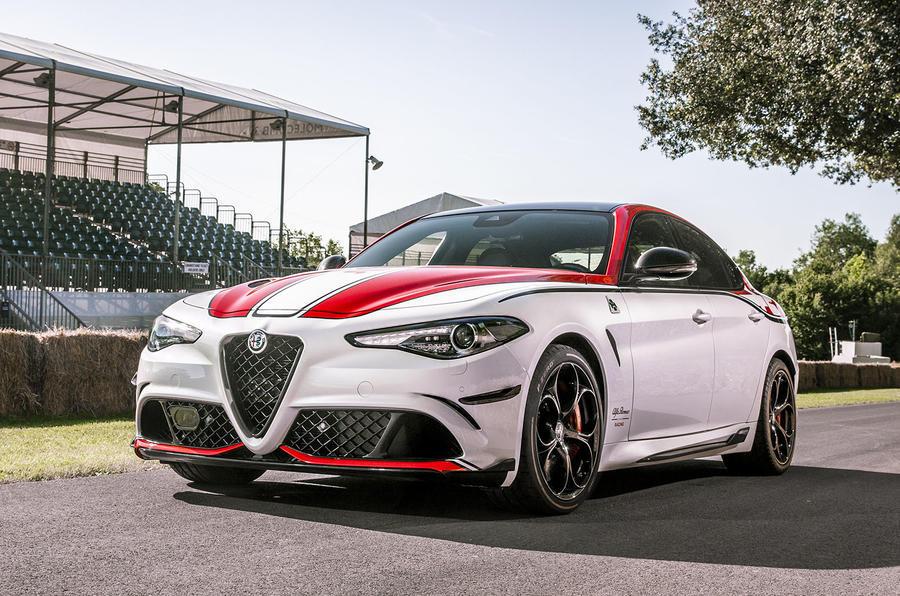 Alfa Romeo pode estar a preparar um Giulia Quadrifoglio com 620 CV