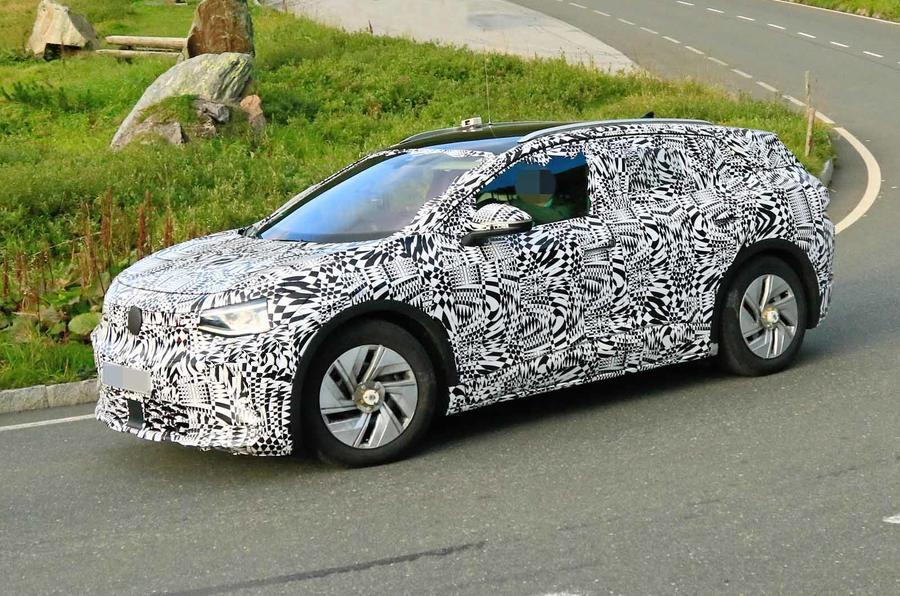 Volkswagen ID4 SUV será revelado no Salão de Nova Iorque em abril