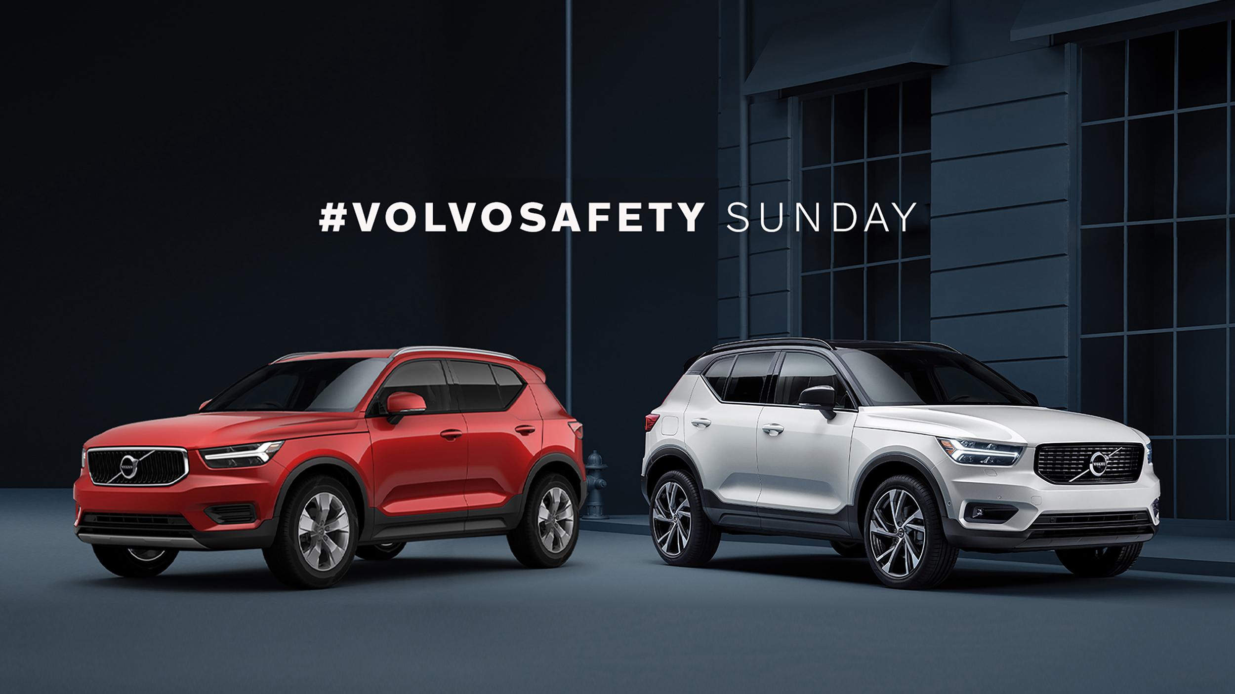 Volvo vai oferecer carros durante a final do Campeonato da NFL