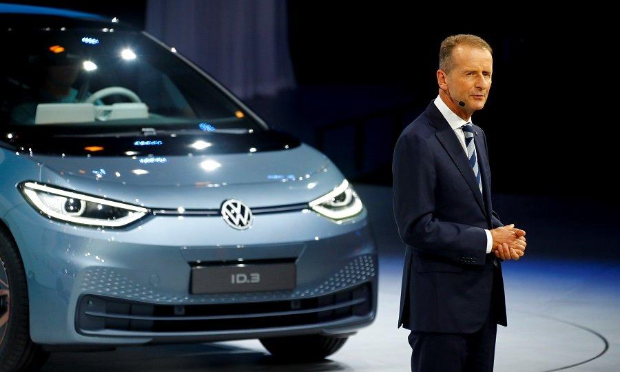 VW continua com problemas no ID.3 que ameaçam o lançamento no verão