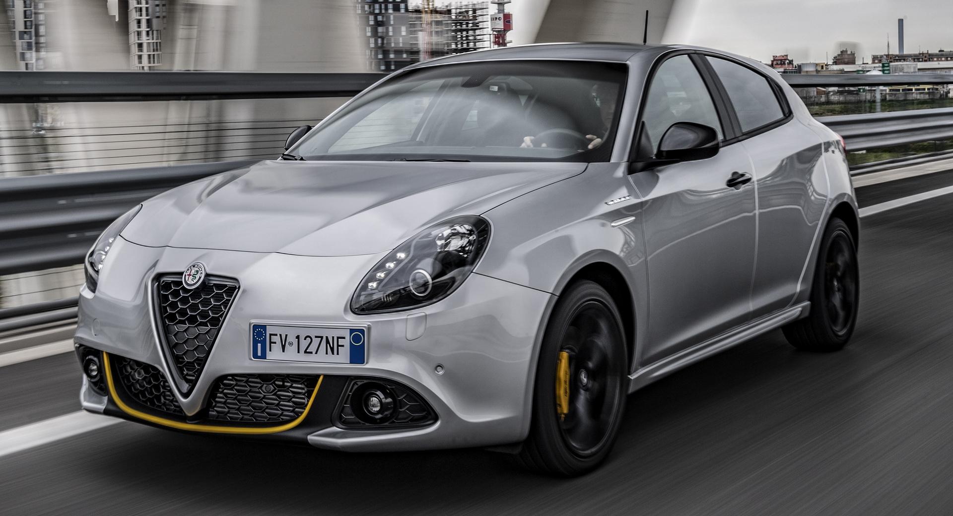 Alfa Romeo está a preparar o fim do Giulietta já na Primavera