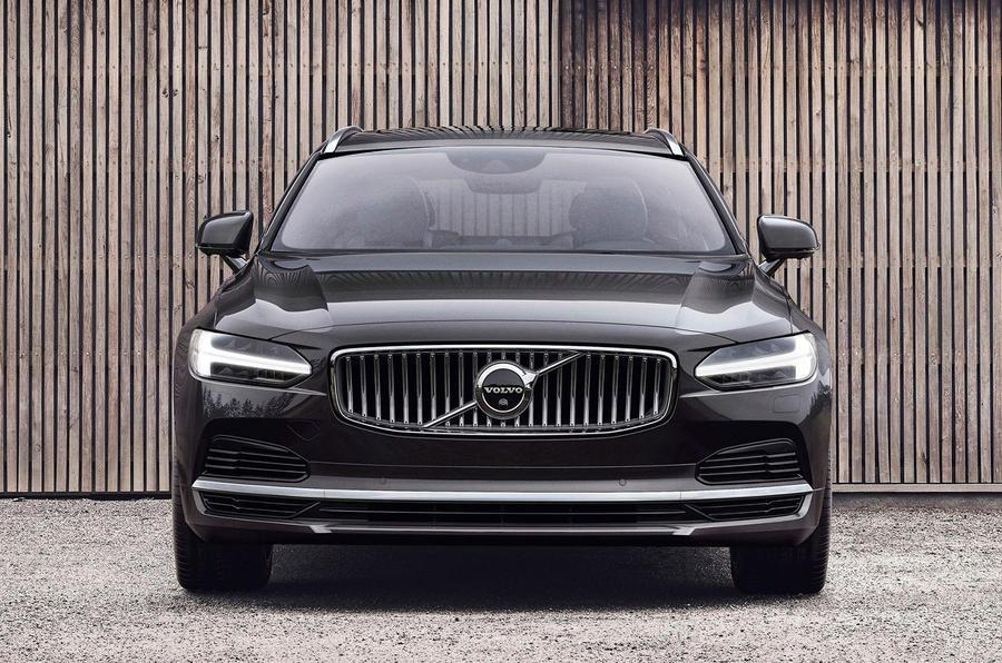 Volvo refresca gama S90/V90 e oferece nova motorização híbrida