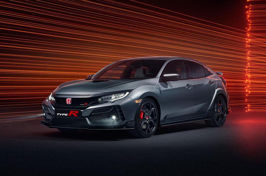 Honda Civic Type R recebe atualização e recebe duas novas versões