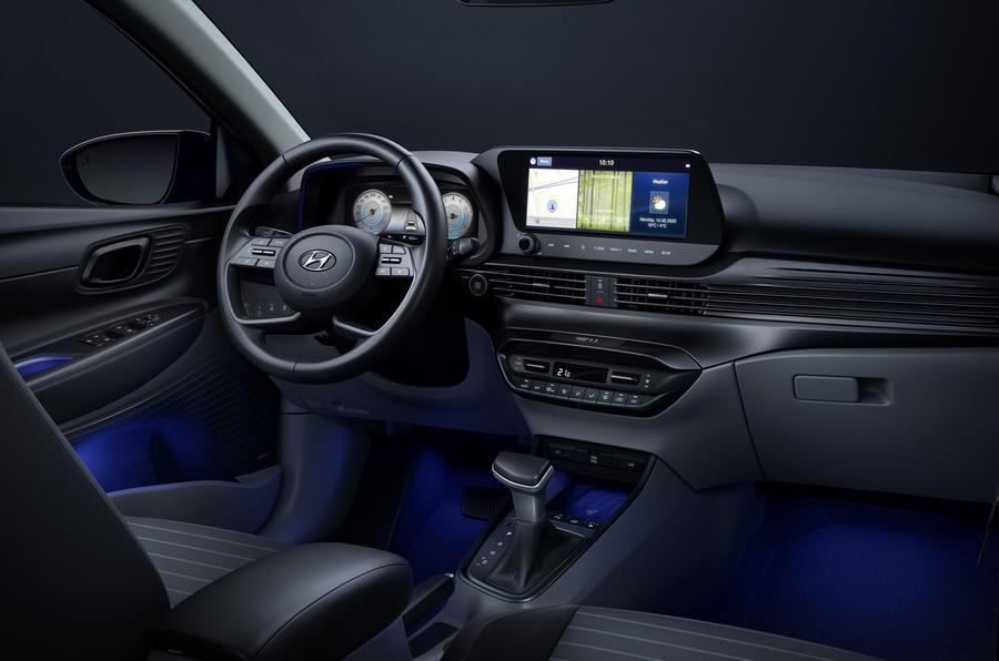 Hyundai revela interior do i20 que vai ser apresentado em Genebra