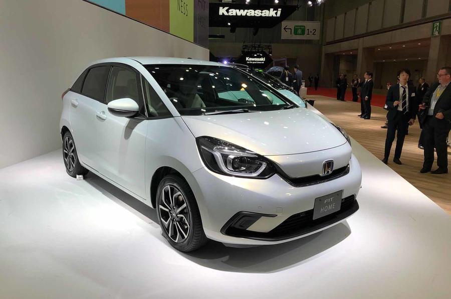Honda revela mais detalhes do novo Jazz que será híbrido