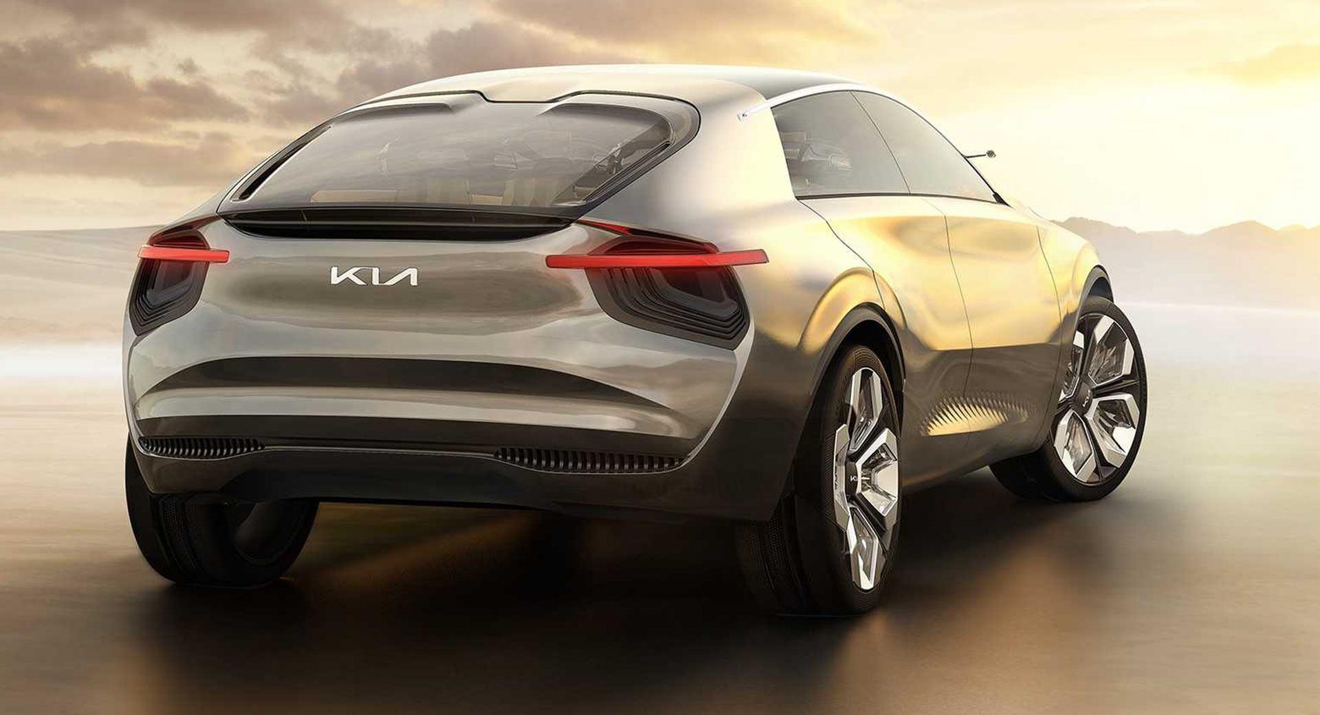 Kia vai exibir novo logótipo no final do ano juntamente com um novo modelo