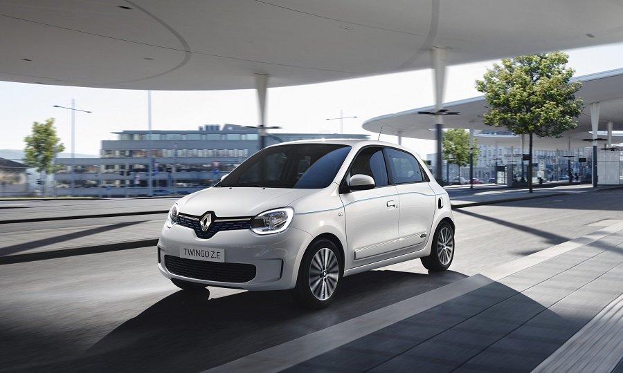 Renault Twingo ZE tem mais autonomia que o Smart ForFour e chega no final do ano