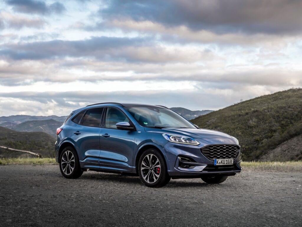 Novo Ford Kuga Passa A Ser O Modelo Mais Eletrificado Da Gama Ford