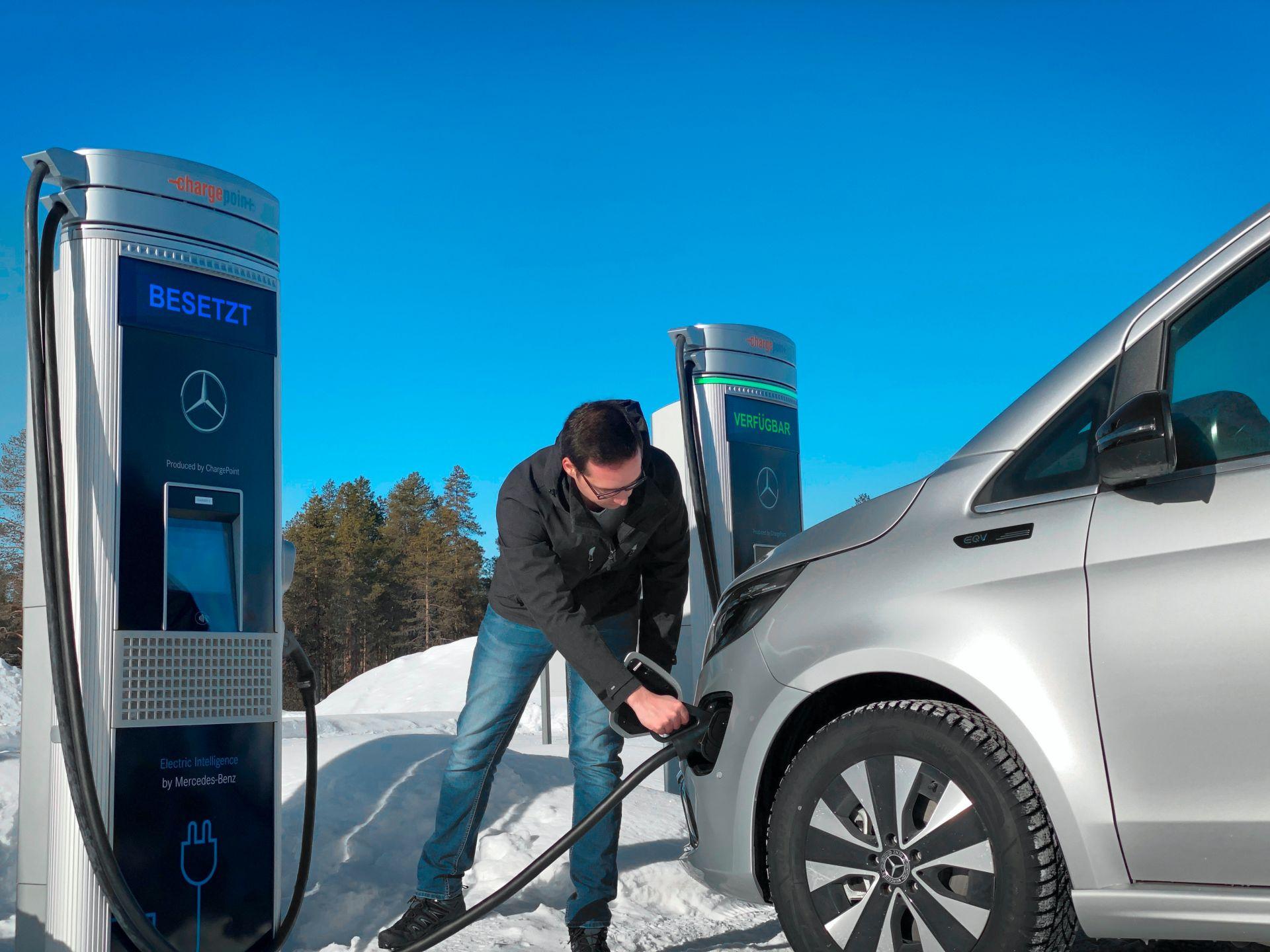 Mercedes entende que baterias orgânicas são tecnologia prometedora