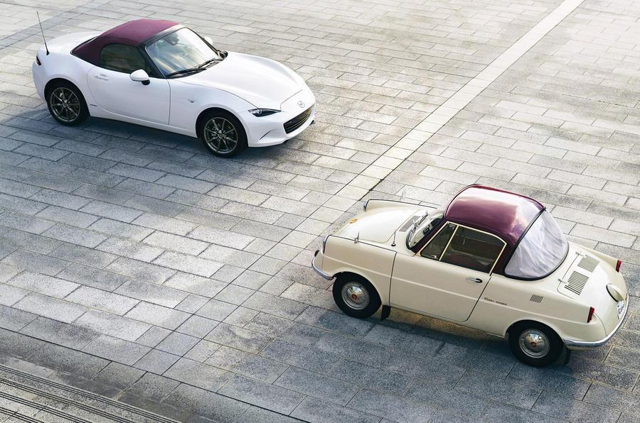 Mazda celebra 100 anos de vida com edição especial para todos os seus modelos