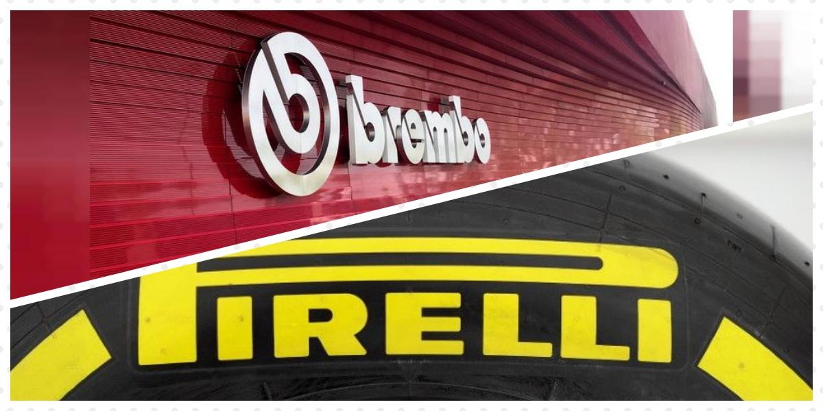 Brembo compra capital da Pirelli, mas não pensa em fusões