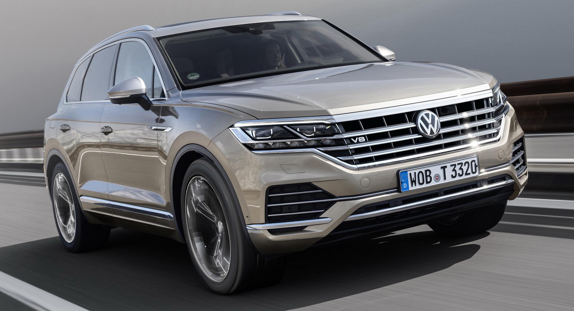VW Touareg V8 TDI passou testes de emissões. E sem truques!
